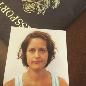 CVS captured how I really felt about renewing my passport.